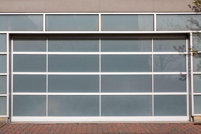 Glass Garage Door Gettyimages 179271939