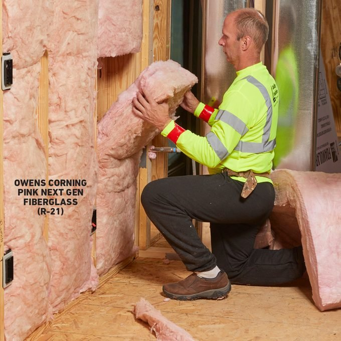 Insulating the Walls