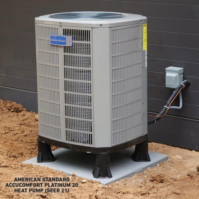 American Standard Platinum 20 Heat Pump