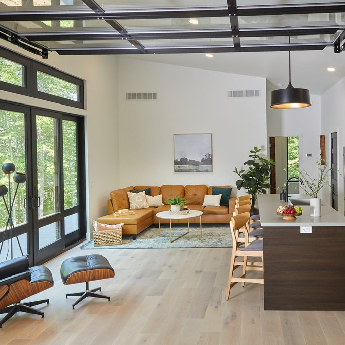 The Getaway Living Room