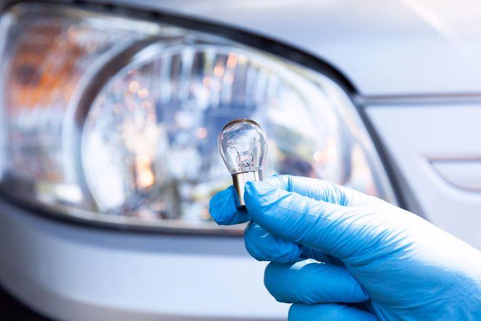 Car Light Bulb