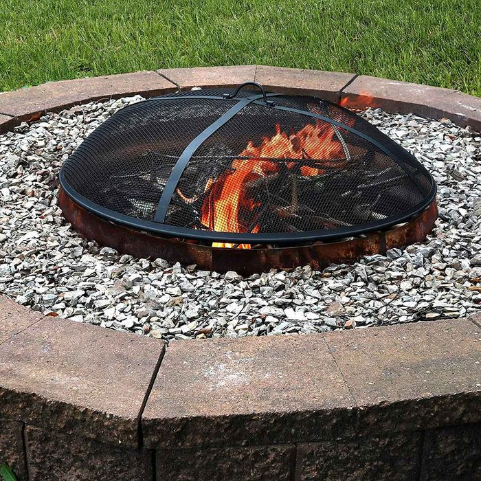 Fire Pit screen