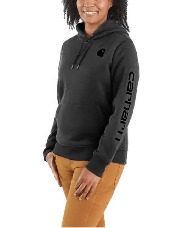 Carhartt Logo Sleeve Sweatshirt
