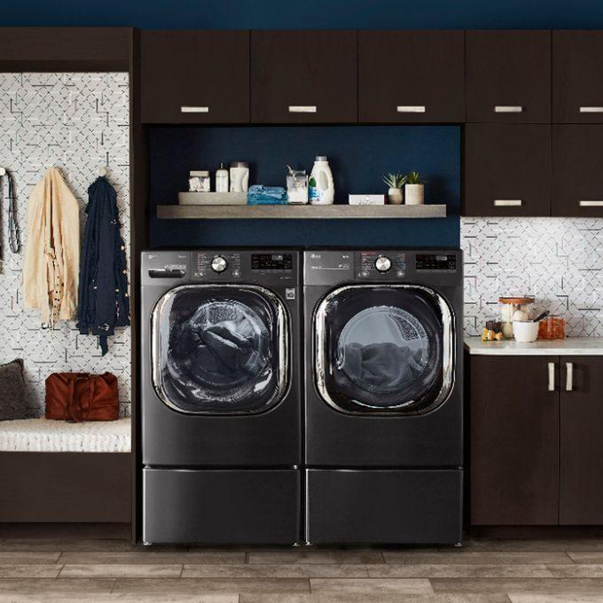 Lg Washer Dryer Bundle