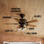8 Ceiling Fan Parts and Accessories