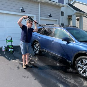 How to Pressure Wash Your Car