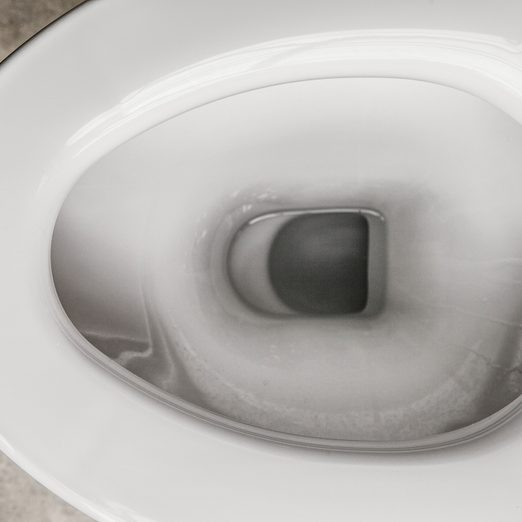 Toilet during a power outage