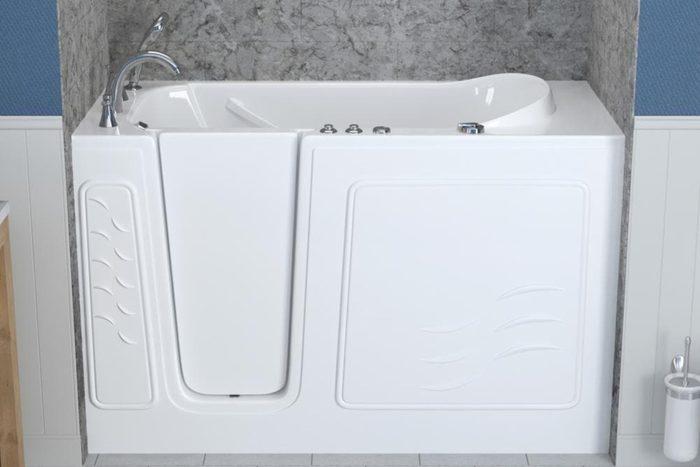Hd Series Walk In Whirpool Bath Tub