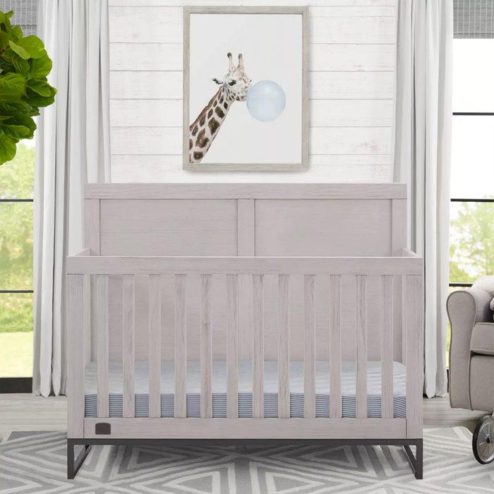 Simmons Convertible Baby Crib