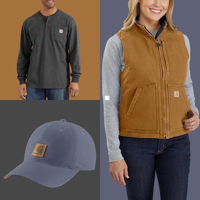 Carhartt Fall Workwear Ft