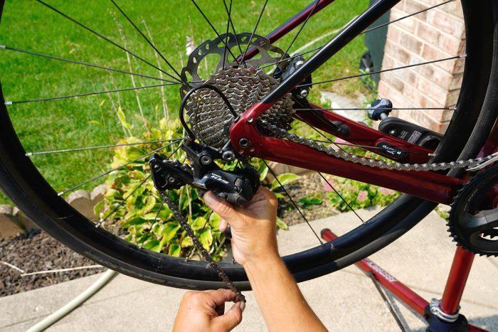Installing New Bike Chain